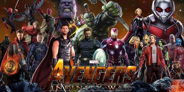 Download Film Avengers: Infinity War (2018) 480p Subtitle Indonesia