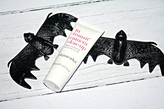 Glossybox Halloween Edition featuring Illamasqua, thisworks, Sleek and more