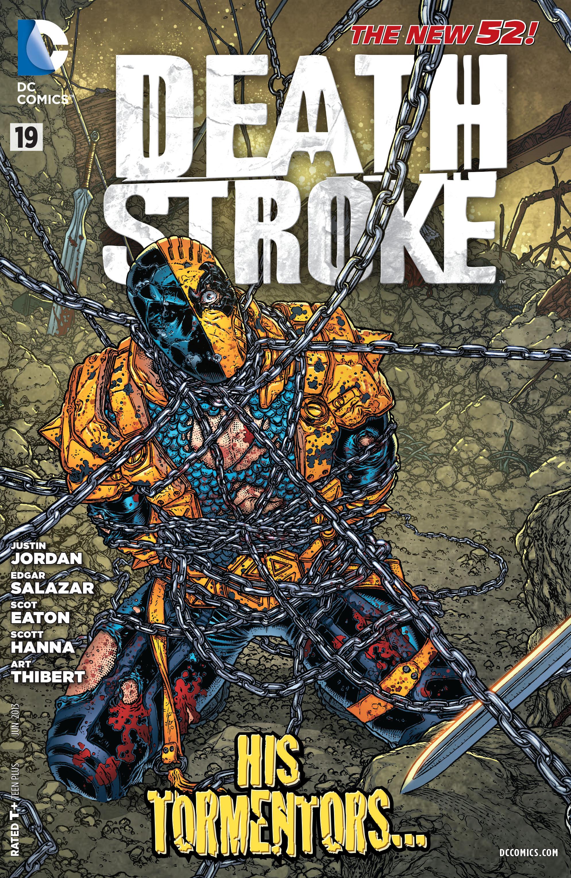 Deathstroke (2011) 19 Page 1