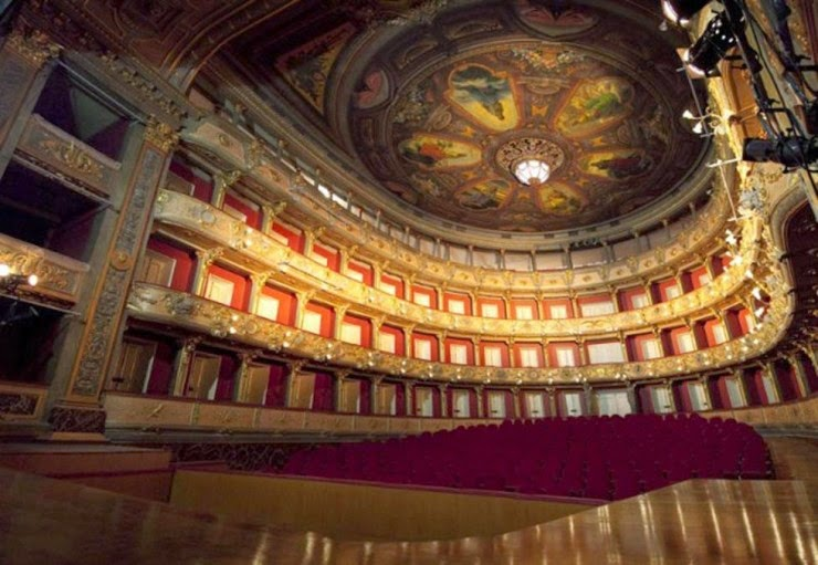6. Teatro Colón, Buenos Aires, Argentina - Top 10 Opera Houses in the World