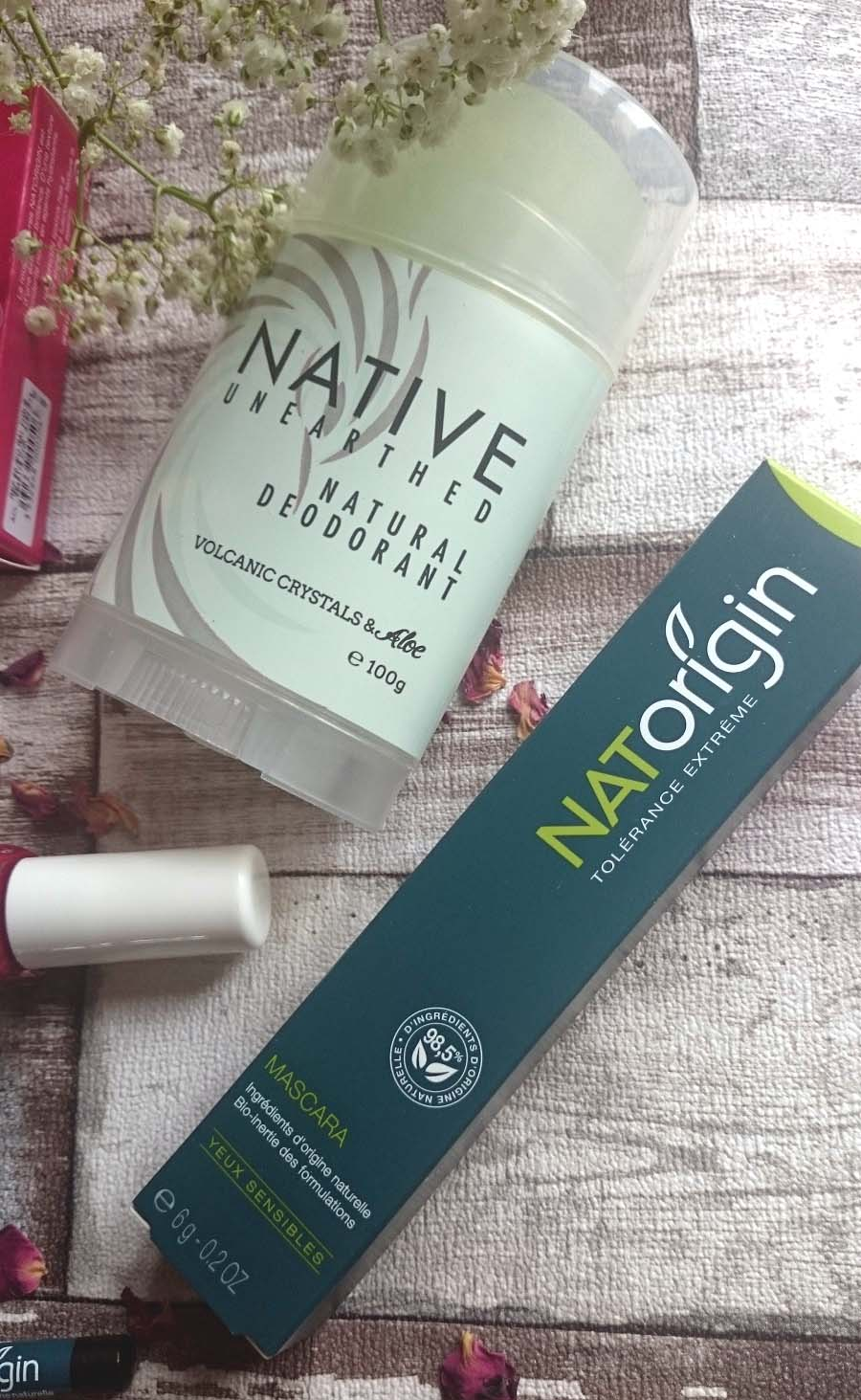Allergy UK, Allergy Awareness, Natorigin, Native Unearthed volcanic deodorant, beauty blog review