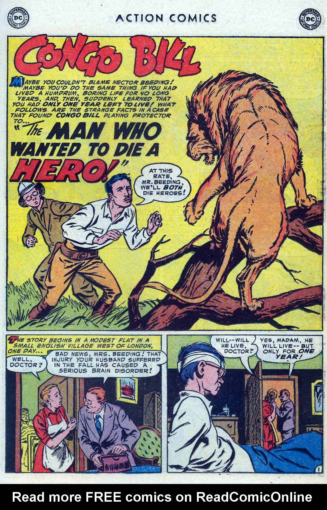 Action Comics (1938) 190 Page 16