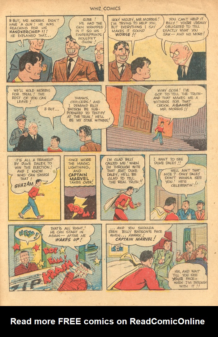 WHIZ Comics issue 66 - Page 7