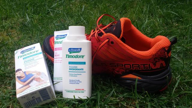 benessere dei piedi timodore