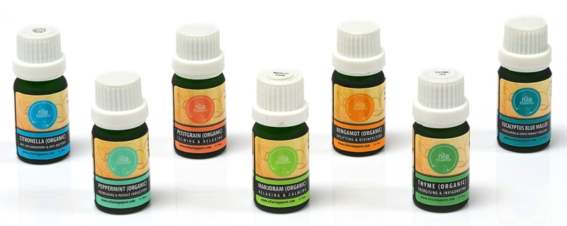 nila aromatherapy important essential oils for your home
