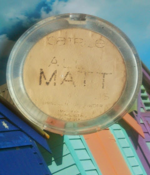 Catrice Cosmetics All Matt Plus - Shine Control Powder