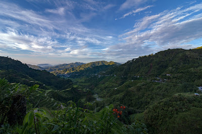 Banaue Rice Terraces Dyannara Viewpoint