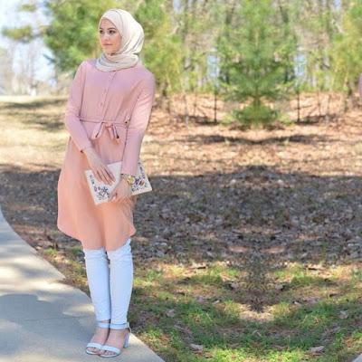baju muslim fashion terbaru