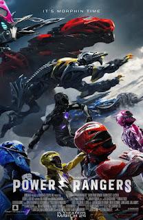 Power Rangers พาวเวอร์ เรนเจอร์ ฮีโร่ทีมมหากาฬ (2017)