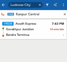 where is my train live status online