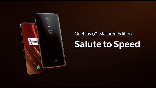 OnePlus 6T McLaren Edition   Full Spec   Price