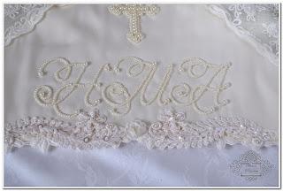 крыжма, крыжмо, крестильное полотенце, крестильная пеленка, вышивка бисером, именная, пеленка для крещения, полотенце для крещения