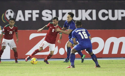 AFF Suzuki Cup, Indonesia ke final AFF, Thailand vs Indonesia, Indonesia vs Thailand, Jokowi, Alfred Riedl