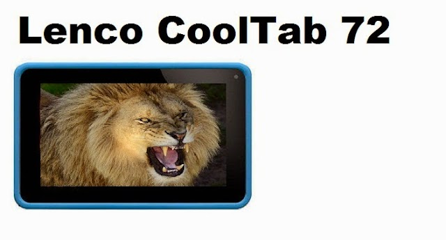 Lenco CoolTab 72 - cheap 7-inch Android tablet
