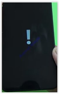 exclamation sign hard reset microsoft lumia 550