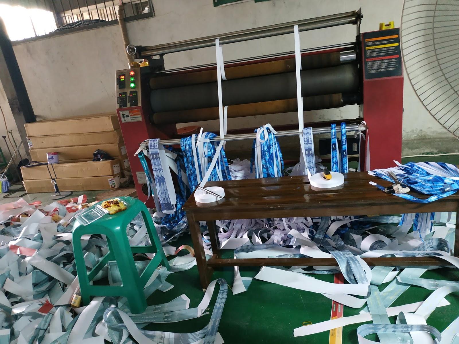 Pusat Produksi Tali Lanyard Murah Dan Berkualitas Di Tangerang