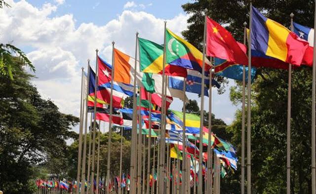 Daftar Nama-nama Negara di Dunia dan Ibukotanya