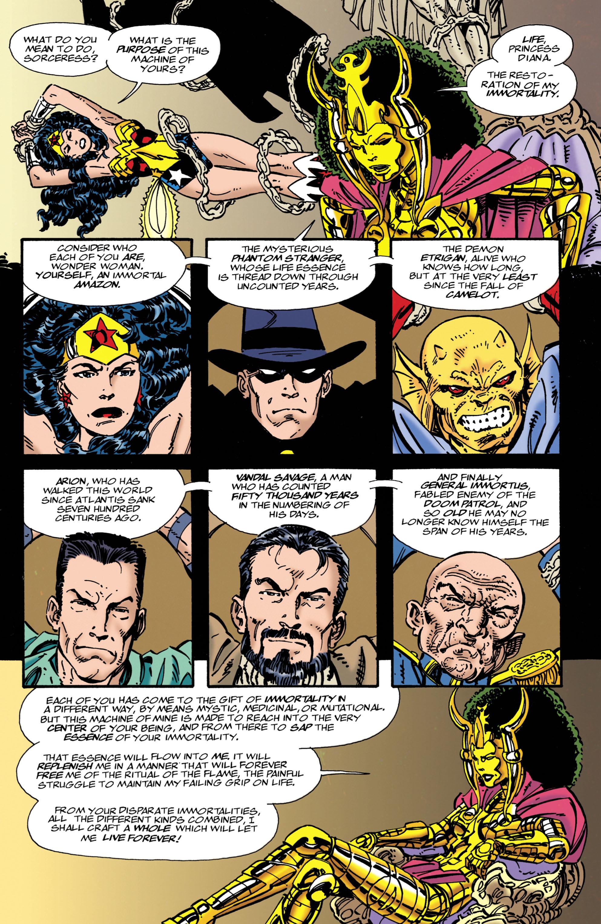 Read online Wonder Woman (1987) comic -  Issue #108 - 13