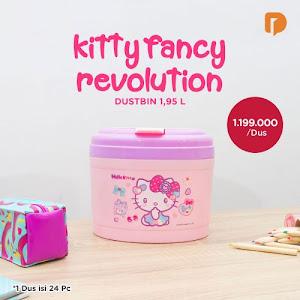 Kitty Fancy Revolution Dustbin