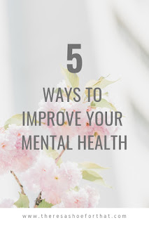 Tips to look after your mental health through parenting a newborn to other stages of your life. #mentalhealth #parenting