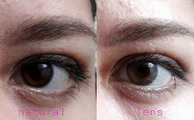 beauty blogger, contact lens review,