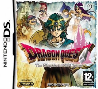 Dragon Quest: The Chapters of the Chosen,  NDS, Español, Mega, Mediafire