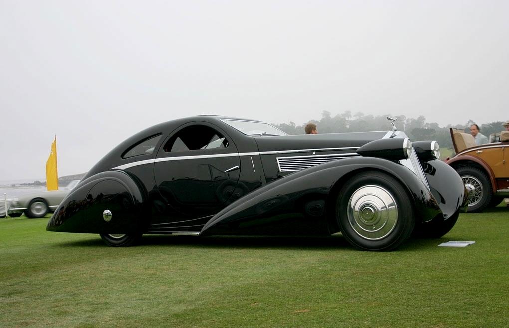 1925 Rolls Royce Phantom >> Rolls Royce Phantom I Joncheere Aerodynamic Coupe Luxury