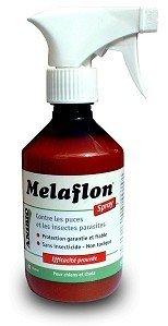 Mélaflon Spray contre les poux, les tiques et les puces - 300 ml