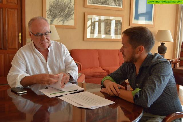 El Cabildo contratará en 2020 las obras del intercambiador modal de transporte de Santa Cruz de La Palma