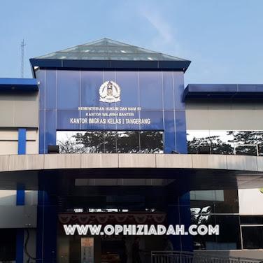 Mengurus Paspor Biasa untuk Anak-anak di Kantor Imigrasi Tangerang.