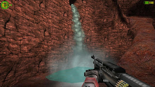 Mars game - Red Faction screenshot