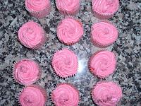 Cupcakes listos
