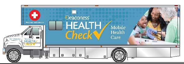 Deaconess Mobile Health Care Unit Coming to the Price Hill Salvation Army
