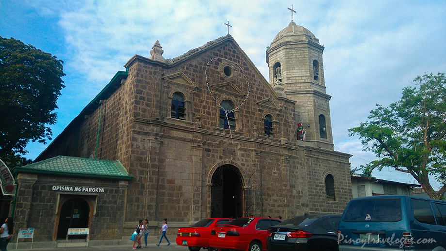 Sta. Ursula Parish Church, Binangonan