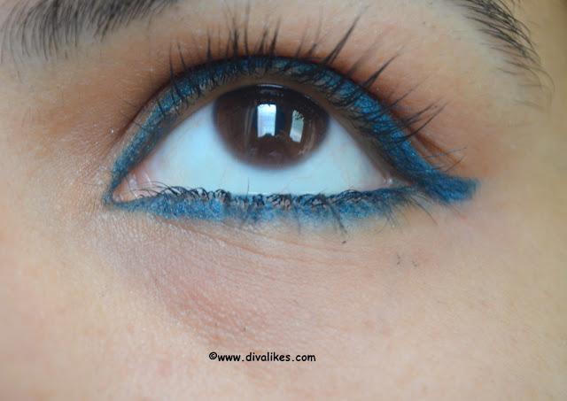 Maybelline Colossal Kohl Jewelled Jade Eyes