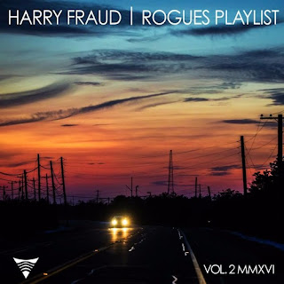 Harry Fraud & Various Artists - Rogues Playlist Vol 2 (2017) - Album Download, Itunes Cover, Official Cover, Album CD Cover Art, Tracklist