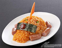 Gundam Cafe aniversario Red Comet Fair