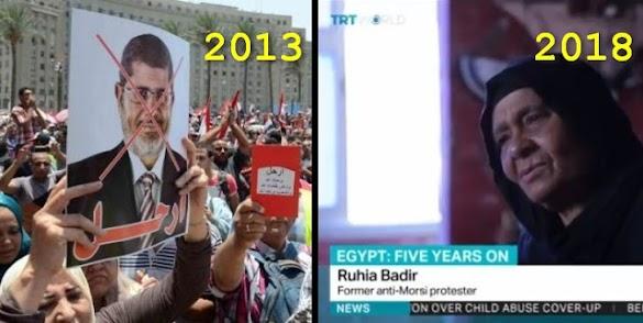 5 Tahun Pasca Kudeta, Tokoh Penggerak Kudeta Mursi Menyesal, Rezim As-Sisi Bikin Mesir Hancur