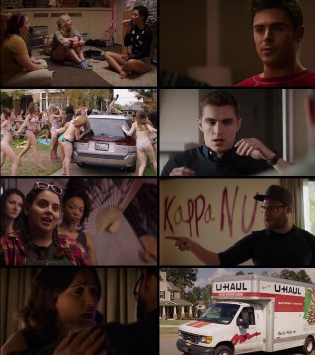 Neighbors 2 Sorority Rising 2016 English 720p BRRip