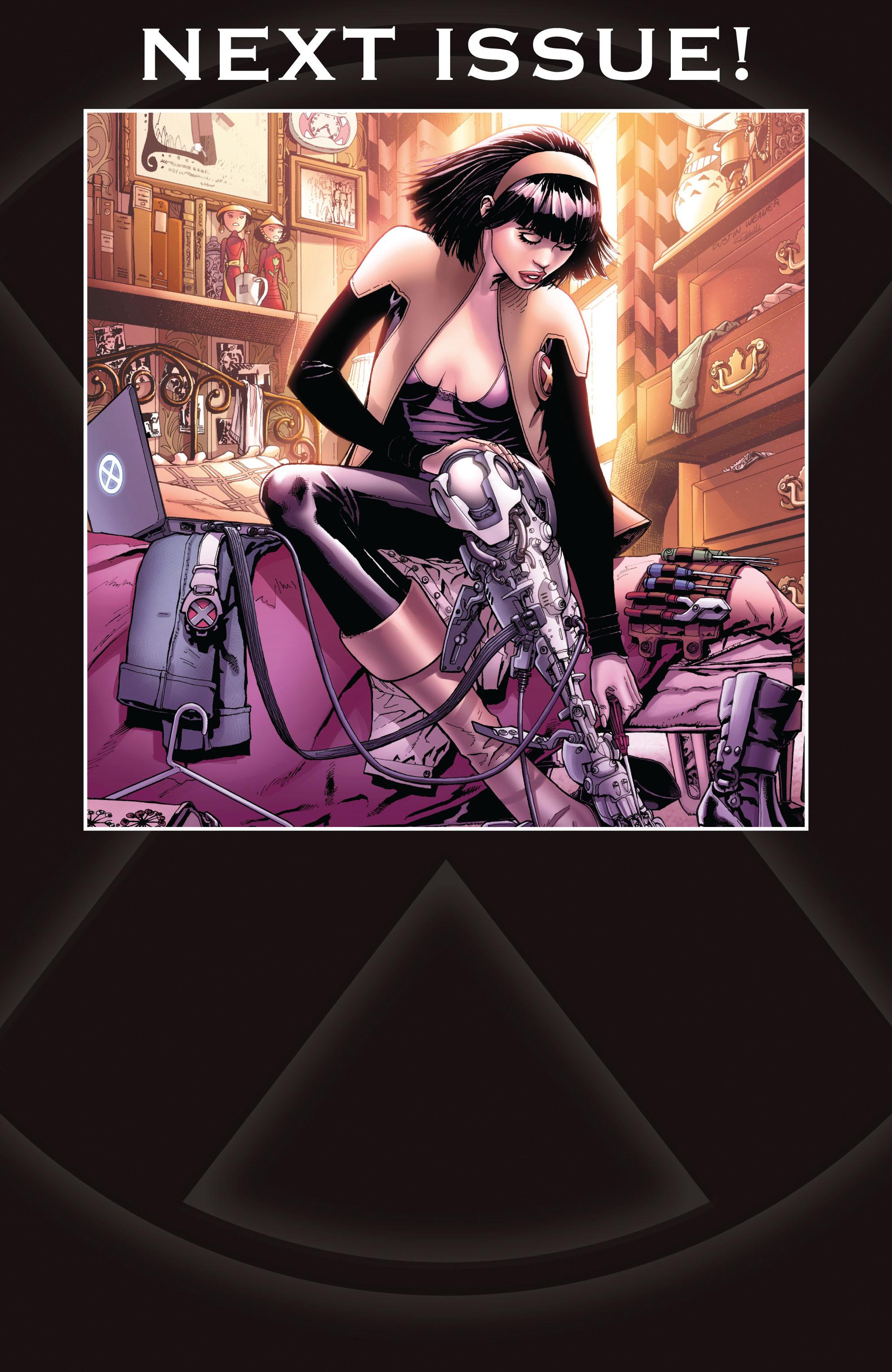 Read online Astonishing X-Men (2004) comic -  Issue #51 - 30
