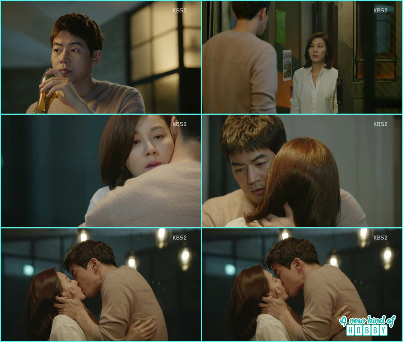 Late Night Romantic Kiss - On The way to the Airport - Ep 8 (Our