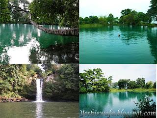 Danau Linting Kota Medan
