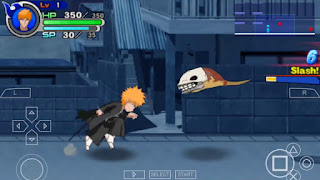 Game Bleach Soul Carnival PPSSPP/ISO