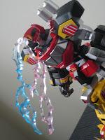 Super Robot Chogokin Daizyujin Megazord 09