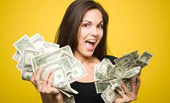 Ganhar na loteria - Prêmio