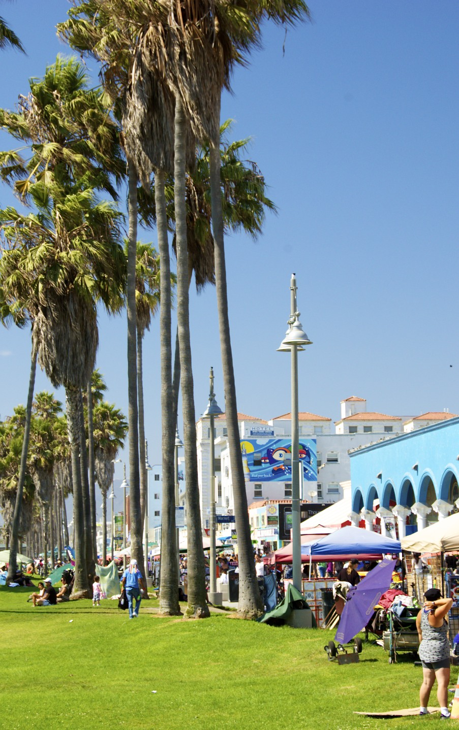 Travels With L (and Sometimes Z & F): Venice Beach, CA