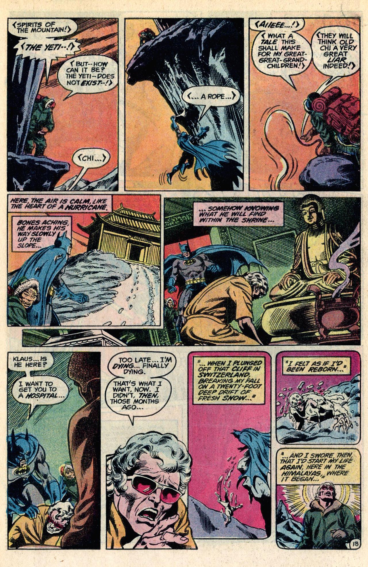 Detective Comics (1937) 522 Page 17