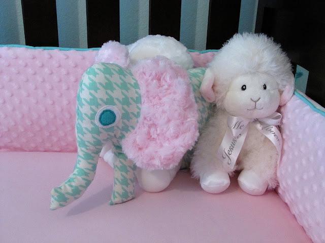 how to make a stuffed animal elephant