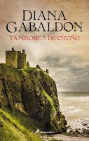 Tambores de otoño 4, Diana Gabaldon