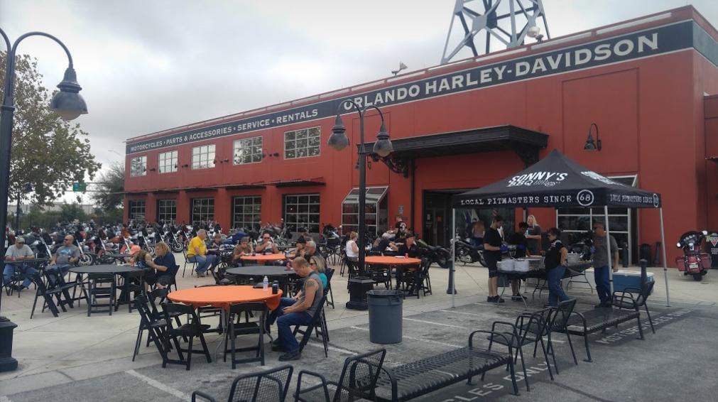 Harley Davidson Orlando Wedding Venues
